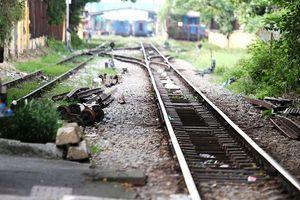 Chọn nhà thầu đủ năng lực cải tạo hạ tầng đường sắt