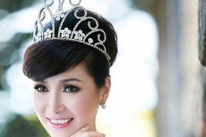 Hoa hậu Việt Nam đầu tiên, Bùi Bích Phương: 'Đi chợ không ai nhận ra'