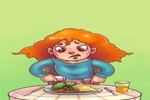 Dấu hiệu cơ thể cho thấy bạn đang ăn thiếu rau