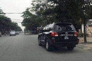 Ba lần thông báo đấu giá, xế hộp tiền tỉ của UBND tỉnh Nghệ An vẫn 'ế'