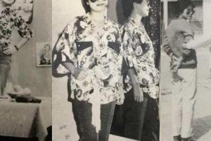 Ảnh hiếm thời trẻ mảnh mai của nghệ sĩ hài Minh Vượng gây sốt mạng