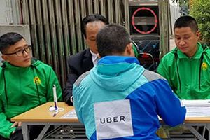 Hàng trăm tài xế chuyển qua chạy Mai Linh Bike
