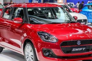 Suzuki Swift 1.2L số tự động giá 386 triệu đồng vừa trình làng có gì hay?