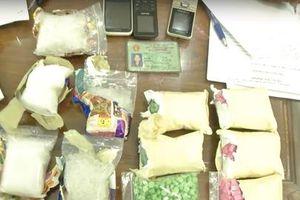 Tây Ninh: Bắt giữ 3 phụ nữ vận chuyển ma túy trái phép