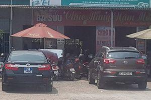 Thừa Thiên-Huế: Bức xúc việc dùng xe công sai quy định