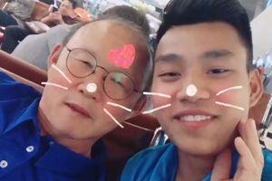 Clip dạy thầy Park nói Tiếng Việt khiến Văn Thanh lộ diện là một 'thánh lầy' đẳng cấp