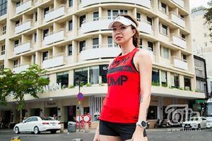 Người phụ nữ VN đầu tiên đến Bắc Cực chạy marathon: Mỗi tháng ăn khoảng 15kg thịt, 30kg rau củ