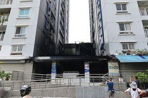 Nhân vụ cháy tại Chung cư Carina bàn về từ chối bảo hiểm