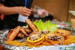 Nhiều món ngon nổi tiếng Việt Nam có mặt tại ẩm thực đường phố quốc tế