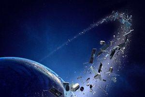 Quỹ đạo Trái Đất đang ngập tràn rác thải