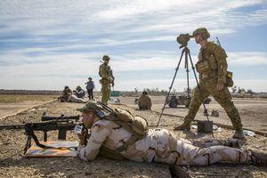 Mỹ lần đầu tiết lộ số binh sĩ thương vong tại chiến trường Syria