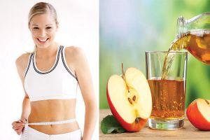 Mẹo giảm cân nhanh bằng giấm táo hiệu quả không phải ai cũng biết