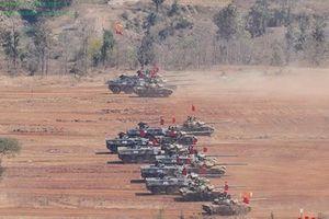 Vì sao Lục quân Myanmar được nhận xét mới chính là lực lượng mạnh nhất Đông Nam Á?