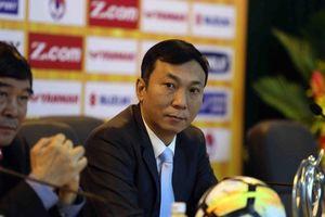 Phó Chủ tịch VFF Trần Quốc Tuấn lên tiếng