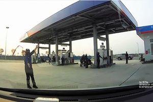 Hải Phòng: Dân mạng thích thú với cây xăng 'chuẩn Nhật' mọc lên tại đất cảng