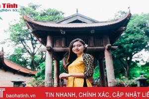 Nữ sinh Hà Tĩnh giành học bổng đại học ở Mỹ trị giá 5,5 tỷ đồng