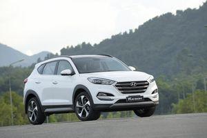 Hyundai Tucson 2018 Turbo: Sức mạnh xe Hàn