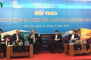 Xúc tiến du lịch Việt Nam: Làm chưa đến nơi đến chốn?