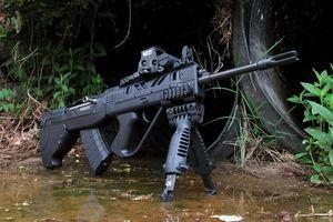 Bất ngờ với súng trường SKS, AK-47 được 'độ chế' sang dạng bullpup