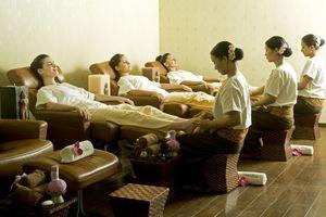 Dịch vụ foot massage trong spa cần đầu tư những thiết bị gì?