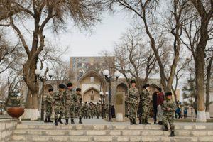 Uzbekistan kềm cương đặc vụ SNB vì 'quá nguy hiểm'