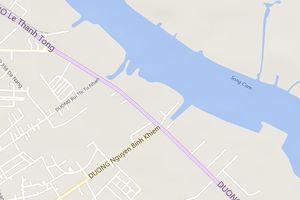 Hải Phòng muốn xây hầm đường bộ vượt sông Cấm