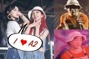 EXID comeback 'chất' thật nhưng fan 'té ngửa' vì tưởng chung stylist với… Lam Trường