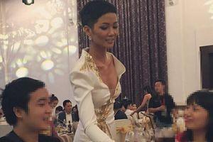Bức ảnh Hoa hậu H'Hen Niê trông tiều tụy khiến khán giả lo lắng