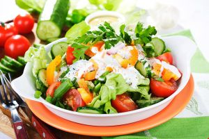 Cách làm món salad vừa ngon, vừa giúp đẹp dáng