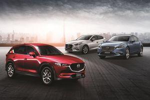 Giá ô tô Mazda tháng 4/2018 mới nhất: 'Tạm thời đóng băng'