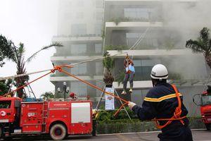 Bí thư cấp ủy phải chủ động chỉ đạo về phòng cháy, chữa cháy
