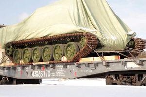 Nga tiết lộ phiên bản xe tăng 'Kẻ hủy diệt' mới giữa lùm xùm cựu điệp viên Skripal