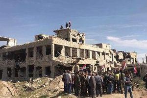 Choáng nặng 20 km hầm ngầm giúp quân thánh chiến Syria tử thủ sào huyệt Đông Ghouta