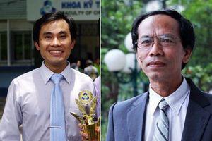 Thành tích đáng ngưỡng mộ của 2 tiến sĩ Việt lọt top 100 nhà khoa học hàng đầu châu Á