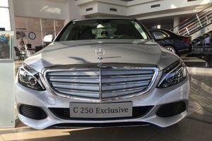 Mercedes C200, C250 thêm 'hàng nóng', Audi, BMW 'toát mồ hôi'
