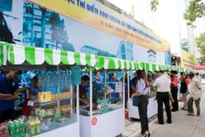 Những vấn đề đặt ra trong lập lại trật tự đô thị tại Hà Nội và TP Hồ Chí Minh
