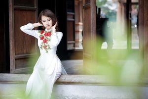 Ngắm nhan sắc của người đẹp Việt là thạc sĩ Kinh tế tại Nhật