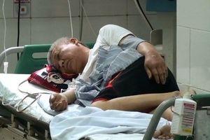 Clip: Thông tin mới về sức khỏe cụ ông nghi xuất huyết vì uống an cung ngưu hoàng