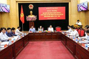 Hội nghị lần thứ 12 Ban Chấp hành Đảng bộ quận Ba Đình (khóa XXV)
