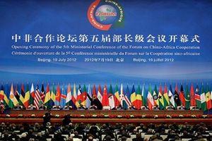 Các cường quốc đổ xô khai thác tài nguyên châu Phi
