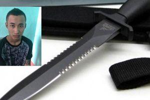 Thanh Hóa: Nghi phạm đâm chết người trong đêm ra đầu thú