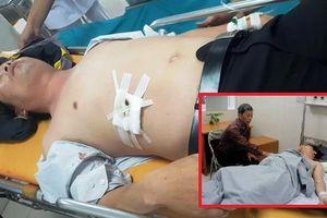 Công an vào cuộc điều tra vụ học sinh đâm trọng thương thầy giáo ở Quảng Bình