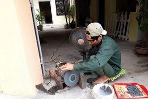 Làng Đa Sỹ: Bền bỉ giữ lửa nghề rèn truyền thống