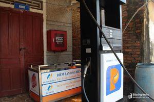 Điểm danh 13 cửa hàng xăng dầu không đủ điều kiện kinh doanh ở Quỳnh Lưu