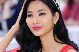 Á hậu Hoàng Thùy: 'Điều tôi nuối tiếc nhất là phải nghỉ giữa chừng đại học'