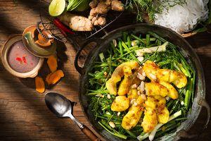 Đoán thử xem món ăn nào được Việt kiều yêu thích đến nỗi phải tự mở nhà hàng ở California?