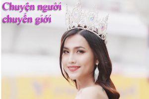 Hoa hậu Bùi Đình Hoài Sa: Bao giờ trên giấy tờ tôi được ghi giới tính nữ?