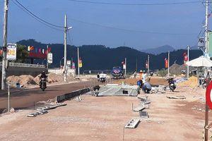 Bình Định: Tháo gỡ khó khăn, đẩy nhanh tiến độ thi công tỉnh lộ 640