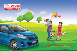 Toyota Việt Nam hỗ trợ bảo hiểm và dịch vụ xe cũ hấp dẫn