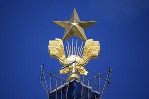 10 ngôi sao Xô viết trên những công trình biểu tượng ở Moscow